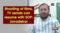 Shooting of films, TV serials can resume with SOP: Javadekar