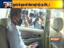 Sushant Singh Rajput case: CBI team reaches DRDO guest house