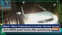 Watch: Rhea Chakraborty