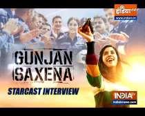 Janhvi Kapoor, Pankaj Tripathi talk about Gunjan Saxena: The Kargil Girl