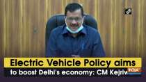 Electric Vehicle Policy aims to boost Delhi