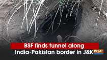 BSF finds tunnel along India-Pakistan border in J-K