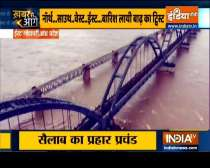 Khabar Se Aage: Heavy rain leads to waterlogging and traffic jams in Delhi-NCR