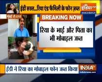 Sushant Singh Rajput Case: ED Seizes Rhea Chakraborty