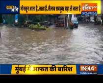 Rain starts in Mumbai again, NDRF teams deployed