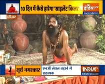 Do yogic jogging to increase good hormones, says Swami Ramdev