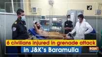 6 civilians injured in grenade attack in JandK