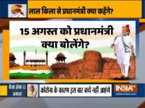 PM Modi may speak on Ram Mandir, economy during his I-Day speech