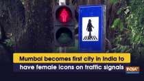 Mumbai becomes first city in India to have female icons on traffic signals