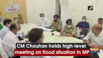 CM Chouhan holds high-level meeting on flood situation in MP