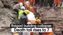 Raigad building collapse: Death toll rises to 7