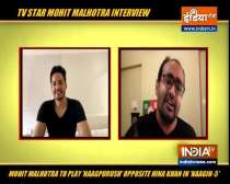 Mohit Malhotra on being a part of Naagin 5: I am super elated
