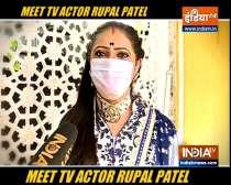 TV actress Rupal Patel: Shooting for Yeh Rishtey Hain Pyaar Ke with safety precautions