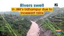 Rivers swell in J&K