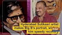 Hyderabad Sutikaari artist makes Big B