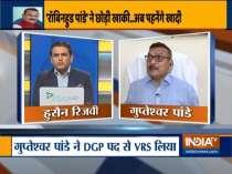 Ex-Bihar DGP Gupteshwar Pandey opens up about Sushant Singh Rajput death case