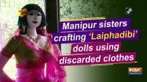 Manipur sisters crafting