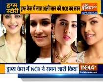 NCB issues summons to Deepika Padukone, Sara Ali Khan, Shradhha Kapoor and Rakul Preet Singh in a drug case