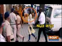 Shraddha Kapoor admits she has seen Sushant Singh Rajput take drugs in vanity van
