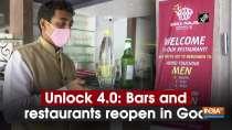 Unlock 4.0: Bars and restaurants reopen in Goa