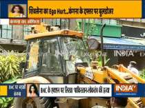 Bombay HC stays further demolition at Kangana Ranaut