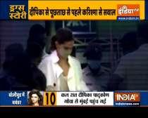 Bollywood Drugs Case: NCB to grill Deepika Padukone