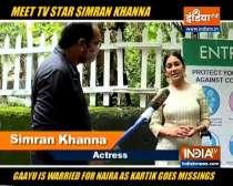 Yeh Rishta Kya Kehlata Hai: Simran Khanna talks about upcoming episode