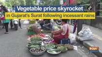 Vegetable price skyrocket in Gujarat