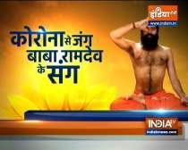 Yogasanas and Ayurvedic medicines for hernia treatment by Swami Ramdev