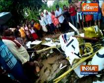 One killed as aircraft crashes in UP