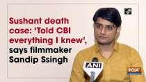 Sushant death case: