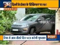 Sushant Singh Rajput Death Case: Rhea Chakraborty leaves for NCB office