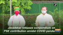 Javadekar releases compendium on PSE contribution amidst COVID pandemic