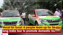 Vocal for local: 6 people team up for 36-day long India tour to promote domestic tourism