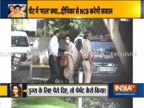 Drug case: Deepika Padukone reaches NCB office