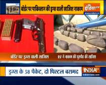 BSF foils Pakistan attempt to smuggle drugs into Jammu