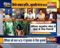 NCB team reaches Rakul Preet Singh