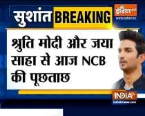 SSR Case: NCB to grill Shruti Modi, Jaya Saha today