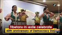 Tibetans-in-exile celebrate 60th anniversary of Democracy Day