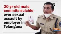 20-yr-old maid commits suicide over sexual assault by employer in Telangana