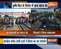 Bharat Bandh: Nationwide farmers' strike today, rail transport likely to be affected