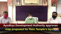Ayodhya Development Authority approves map proposed for Ram Temple