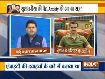 Sushant family lawyer Varun Singh on viral chat between late ator and sisiter