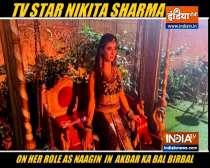 Nikita Sharma on her role in Naagin 5