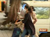 Actor Rhea Chakraborty brought to Byculla Jail