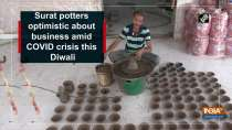 Surat potters optimistic about business amid COVID crisis this Diwali
