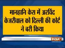 Delhi court acquits Arvind Kejriwal in defamation case filed by BJP MP Ramesh Bidhuri