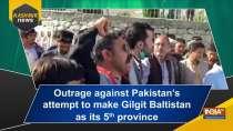 Outrage against Pakistan