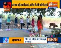 Yogasanas and home remedies by Swami Ramdev to keep COVID-19 away