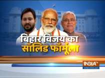As poll date nears, War of words and blame game over development issue in Bihar intensifies among leaders